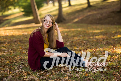 Cherith Fall Senior Session (10)