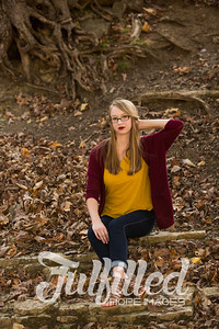 Cherith Fall Senior Session (20)