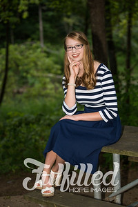 Cherith Laubinger Summer Senior Session (7)