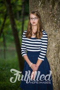 Cherith Laubinger Summer Senior Session (4)