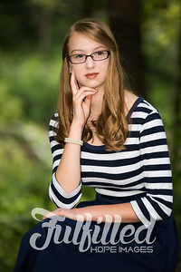 Cherith Laubinger Summer Senior Session (9)