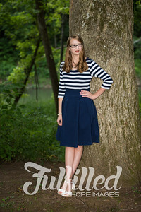 Cherith Laubinger Summer Senior Session (1)
