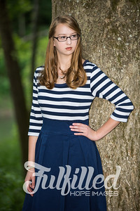 Cherith Laubinger Summer Senior Session (2)