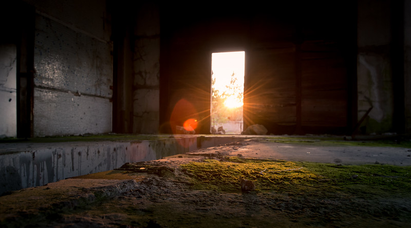 A Door To The Sunset