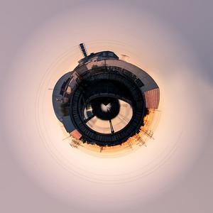 Chernobyl's Eye
