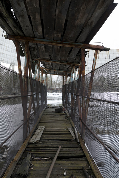 Seriously radioactive bridge