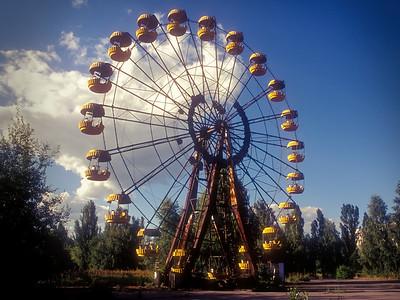 05 Ferris wheel © David Bickerstaff