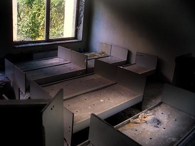 24 Pripyat nursery © David Bickerstaff