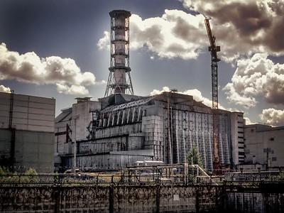 115 Reactor 4 © David Bickerstaff