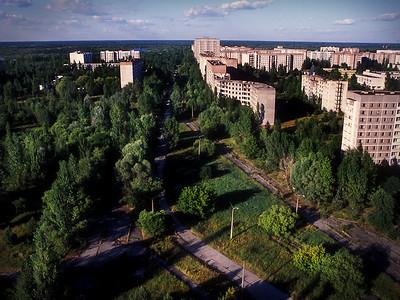 08 Pripyat © David Bickerstaff