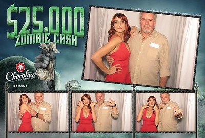 Cherokee Casino Ramona Zombie Cash