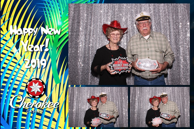 Cherokee Casino Tahlequah Nye 2018 Lets Click Photo Booths