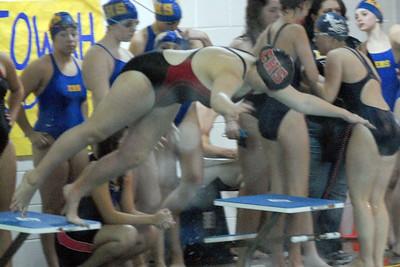 2009 County Swim Meet
