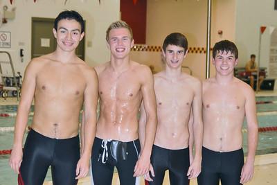 Swim Team Group and Individual Jan.2010