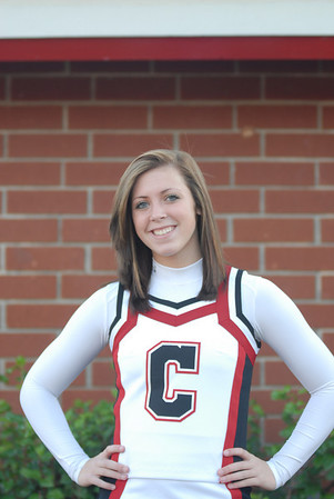 CHS Cheer Fall 2008