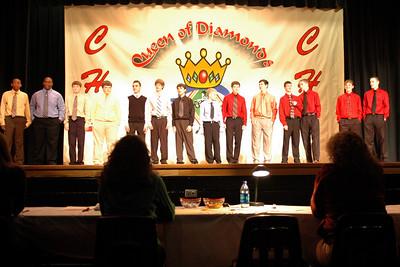 Queen of Diamonds 2009 Middle School