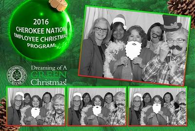 Cherokee Nation Christmas 2016