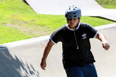 Cherokee Skate Jam, July 21