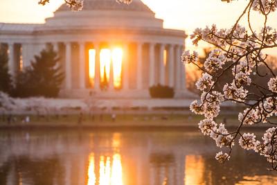 Sunrise, March 24