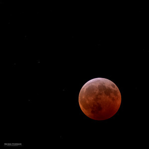 Total lunar eclipse January 21, 2019