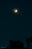 Total Solar Eclipse. August 21, 2017. South Carolina.