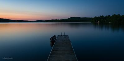 Crescent Lake, Maine