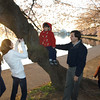At the Tidal Basin, Washington, DC, April 9, 2009.
