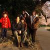 At the Tidal Basin, Washington, DC, April 9, 2009.