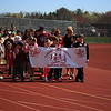 Students from Cherry Brook and Canton Intermediate Schools participated in the Unified Sports Elementary Skill Day at Conard High School on May 2, 2015.