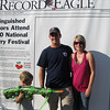 "Friday, July 9, 2010 : Visit the Record-Eagle booth at the Cherry Festival and get your ""Distinguished Visitor"" photo taken! Download your photo here for free, or buy a reprint.