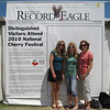 "Saturday, July 9, 2010 : Visit the Record-Eagle booth at the Cherry Festival and get your ""Distinguished Visitor"" photo taken! Download your photo here for free, or buy a reprint.