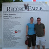 "Sunday, July 3, 2011 : Visit the Record-Eagle booth at the Cherry Festival and get your ""Distinguished Visitor"" photo taken! Download your photo here for free, or buy a reprint.