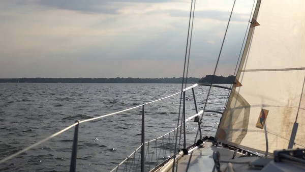 Chesapeake Bay Sailing Trip - 2015