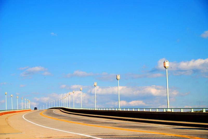 Bridge Leading to the Naval Academy area.