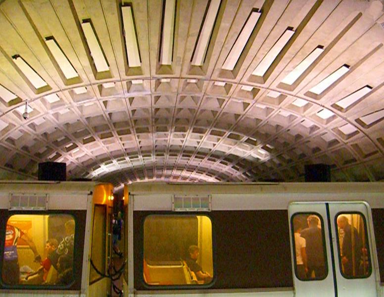 DC metro.