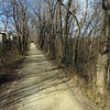 C&O Canal Towpath near Brunswick wastewater treatment plant at mile 54.56_12-15-2014