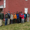 C&O Canal Hikers at Lock 31 (Weverton)