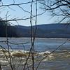 35 Potomac River rapids_Short Hill Mtn