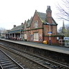 Romiley Station
