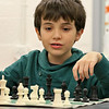 Kids play some chess at the Boys and girls Club of Fitchburg and Leominster on Wednesday afternoon. Jared Guerrero, 9, of Fitchburg looks over the board and tires to decide what his move will be during his match. SENTINEL & ENTERPRISE/JOHN LOVE