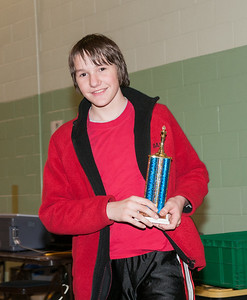 ESC Lake Erie West Chess Tournament, Feb. 22, 2014