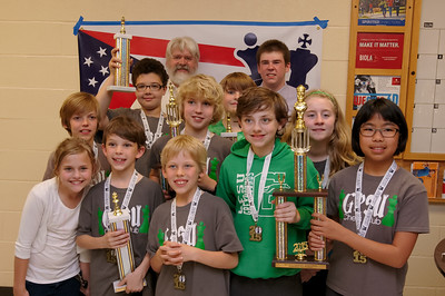 Ohio Elementary Championship, Stow OH - May 16, 2015
