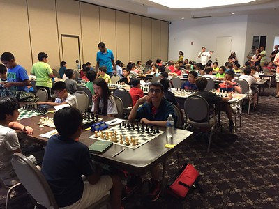 2015-08-09 West Hills Chess Tournament