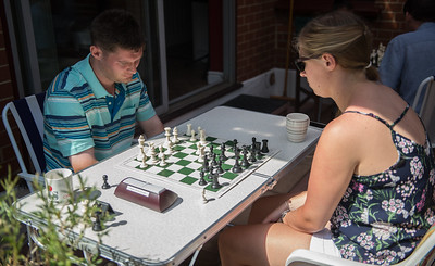 Andrew Marley vs Harriet Haslehurst
