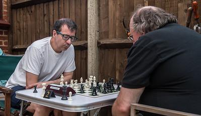 Richard Webb vs Julien Shepley
