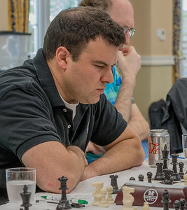 GM Nick Pert, open section winner