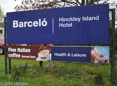 The Barcelo Hinckley Island Hotel is a familiar venue for the final weekend.