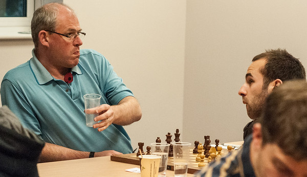 Jim Wadsworth (BCM Dragons) vs Lawrence Trent (Wood Green)