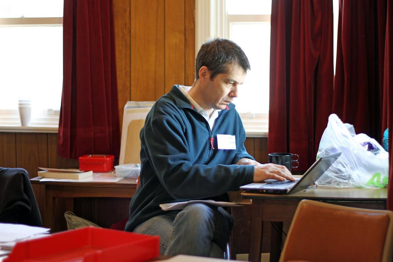Nigel Hepworth (organiser)