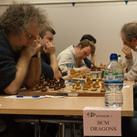 Round One: Wood Green Hilsmark Kingfisher 1 vs BCM Dragons